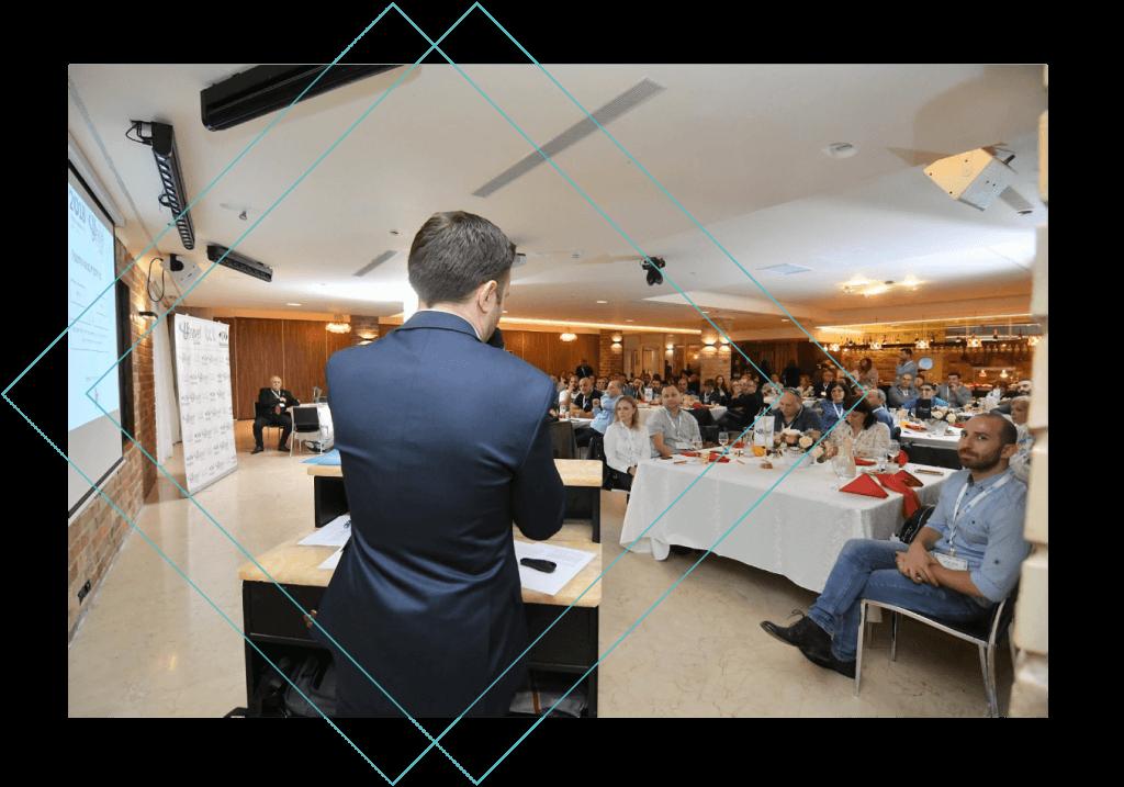 מלון הגארדן בחיפה - אירועים עיסקיים