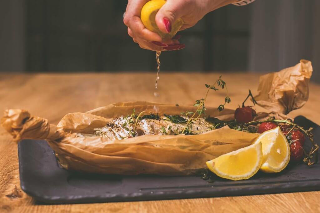 המלון גארדן בחיפה - המטבח, אוכל גורמה