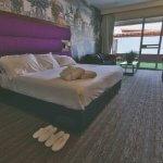 מלון הגארדן חיפה - חדר גארדן דלקס